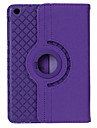 360 degres grille cuir PU + etui tpu rotation w / support pour iPad 4/3/2