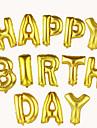 16 polegadas multicolor carta folha baloes 10pcs carta em forma de festa baloes