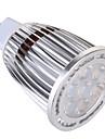 9W GU5.3(MR16) Точечное LED освещение MR16 7 SMD 850 lm Тёплый белый / Холодный белый Декоративная AC 85-265 / AC 12 V 1 шт.