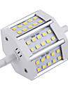9W R7S Ampoules Mais LED T 30 SMD 2835 810 lm Blanc Chaud / Blanc Froid Decorative AC 85-265 V 1 piece