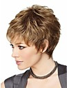 la mode des femmes de brune seduisante perruque courte