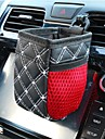 ZIQIAO Multifunctional Car Storage Bag Mobie Phone Pouch