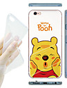 MAYCARI®Flying a Kiss Soft Transparent TPU Back Case for iPhone5/iPhone 5S(Assorted Colors)