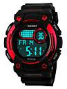 Men's LCD Digital Sport Watch Fashion Sporty Stopwatch Cool Watch Unique Watch