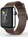 Watch Band For Apple Watch Classic Buckle Leather Replacement Strap Wrist Band