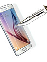 a prova de explosao premio tela de cinema cesto de protecao de vidro temperado 0,3 mm arco membrana endurecida para Samsung Galaxy S6