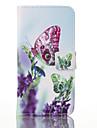 для Samsung Galaxy s8 плюс бабочки кожаный бумажник для Samsung Galaxy s3 s4 s5 s6 s7 s5mini s6 край s7 плюс s7 край