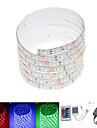 z®zdm 2.5m 36W 150x5050 rgb SMD LED DC12V vattentät remsor ljus 12v 3a effekt AC100-240V