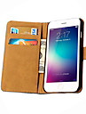 Genuine Leather Wallet Case with Card Holders for iPhone 6s 6 Plus