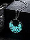 Necklace Pendant Necklaces Jewelry Wedding / Party / Daily / Casual / Sports Alloy Silver 1pc Gift