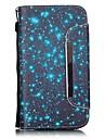 Pour Samsung Galaxy Coque Porte Carte Portefeuille Avec Support Clapet Coque Coque Integrale Coque Forme Geometrique Cuir PU pour Samsung