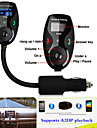 Car Wireless Remote Control Handsfree Bluetooth Fm Transmitter Mp3 Player