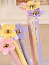 Пластик-Гелевые ручки-Милый стиль / Деловые / Многофункциональные