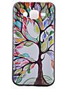 Pour Samsung Galaxy Coque Motif Coque Coque Arriere Coque Arbre TPU Samsung J5 / J1 / Grand Prime / Core Prime