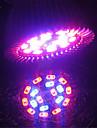 5W E26/E27 LED лампа для теплиц 18 Высокомощный LED 200lm lm Красный Синий Декоративная AC 85-265 V 5 шт.