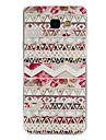 Pink Ethnic Pattern TPU Material Phone Case for Samsung Galaxy Galaxy A3(2016)/Galaxy A5(2016)/Galaxy A7(2016)