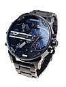 Men\'s Fashion Military Watch Multi Movement Quartz Steel Watch