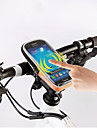ROSWHEEL® Bike BagBike Handlebar Bag Waterproof Zipper / Moistureproof / Shockproof / Wearable Bicycle Bag PVC / Terylene Cycle Bag