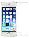 ZXD 0.3mm super mince verre trempe pour iphone5 protecteur d\'ecran transparent pour iPhone 5 / 5s avec des outils propres