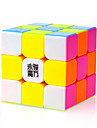 Yongjun® Magic Cube 3*3*3 Speed Smooth Speed Cube Rainbow ABS Toys