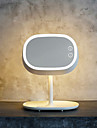 Rechargeable LED Mirror Lamp Makeup Mirror Night Lights Smart Home lights Table Lamp