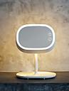 luci notturne specchio lampada led specchio per il trucco ricaricabili intelligente luci domestiche lampada da tavolo