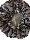 двойной водонепроницаемый шампунь женская одежда из пвх шапочка для душа ванна для волос