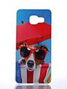 Dog Pattern TPU Material Phone Case for Samsung Galaxy A3 (2016) A310/A5 (2016) A510