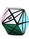 Yongjun® 부드러운 속도 큐브 에일리언 전문가 수준 매직 큐브 / 퍼즐 장난감 블랙 페이드 / 아이보리 / 오렌지 플라스틱