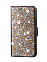 Luxury Bling Crystal Diamond Wallet Flip Card Case Cover For Samsung S3/S4/S5/S6/S6 edge/S6 edge+
