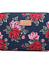 """10"""" 11.6"""" 13.3"""" Peony pattern Laptop Cover Sleeves Shakeproof Case for Macbook,Surface,HP,Dell,Samsung,Sony,Etc"""