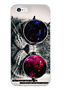 Pour Coque iPhone 6 Coques iPhone 6 Plus Motif Coque Coque Arriere Coque Chat Flexible PUT pour iPhone 6s Plus/6 Plus iPhone 6s/6