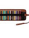 Lapis Caneta Lapis de cor Caneta,Madeira Barril Preto cores de tinta For material escolar Material de escritorio Pacote de