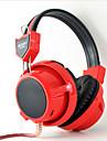 Kubite T-K02 Casques (Bandeaux)ForOrdinateursWithAvec Microphone / Reglage de volume / Jeux / Reduction de bruit
