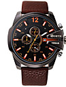 Luxury Brand Military Watches Men Quartz Analog Genuine Leather Clock Man Sports Watches Army Watch Relogios Masculino