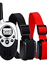 Dog Training Collars Anti Bark / Waterproof / 1000M Remote Control / Rechargeable / Wireless / Shock/Vibration for 2 Dogs