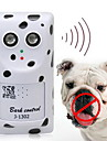 Dog Training Electronic / Ultrasonic Low Noise / Electric White Plastic