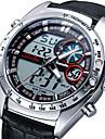 Men Sports Watches LED Digital Multifunctional Quartz Fashion Watch Outdoor Fabric Wristwatches Relogio Masculino