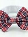 Koty / Psy Krawat/Muszka Red / Black / Różowy / Leopard Ubrania dla psów Lato / Wiosna/jesień KokardaUrocze / Urodziny / Ślub / Święta