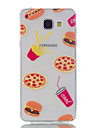 For Samsung Galaxy A5 (2016) Fruit Pattern High Permeability TPU Material Phone Case