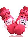 Ski Gloves Full-finger Gloves Kid\'s Activity/ Sports Gloves Snowproof Gloves Snowboarding Nylon Winter