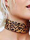 Women\'s Choker Necklaces Statement Necklaces Jewelry Cross Velvet Statement Jewelry Fashion Jewelry For Wedding Party Daily Casual