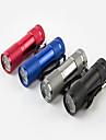 Belysning LED Lommelygter Lommelykter LED 120 Lumens 1 Modus XP-G2 AAA Vandtaet Oppladbar Super Lett Kompaktstoerrelse Liten stoerrelse