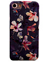 Para Estampada Capinha Capa Traseira Capinha Flor Rigida PC para Apple iPhone 7 Plus / iPhone 7 / iPhone 6s Plus/6 Plus / iPhone 6s/6