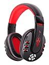 OVLENG V8 귀 이상 머리띠 무선 헤드폰 동적 게임 이어폰 소음 차단 마이크 포함 볼륨 컨트롤 야광의 헤드폰