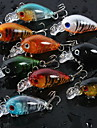 "1 pcs Hard Bait Fishing Lures Hard Bait g/Ounce mm/1-3/4"" inch,Hard Plastic Bait Casting General Fishing"