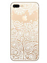 For iPhone 7 Plus 7 6s Plus 6 Plus 6S 6 TPU Material Tree of Life pattern Phone Case