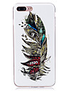 For Glow in the Dark  IMD Case Back Cover Case feather Soft TPU for Apple iPhone 7 Plus  7  6s Plus 6 Plus   6s  6  SE 5 S5 5C