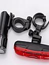 Уплотнительное кольцо Передняя фара для велосипеда Задняя подсветка на велосипед LED - - ВелоспортДиммируемая Нескользящий захват