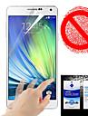 protetor de tela fosco para Samsung Galaxy a5 (3 pecas)
